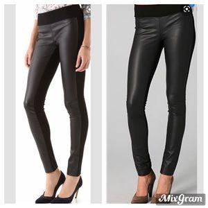 Club Monoco Tasha Faux Leather Leggings